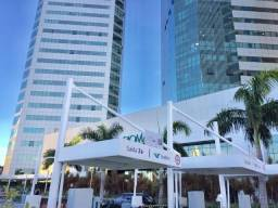 Sala, Empresarial Rio Mar, 162m, nascente, otimo local