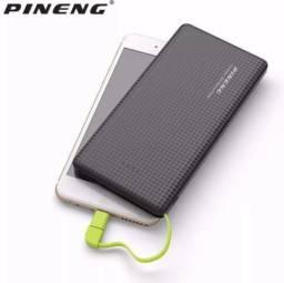 Carregador Portátil Power Bank Pineng Pn-951 Slim 50000 mah