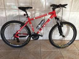 Bicicleta GTS aro 26 - Impecável