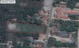 TR08=Vendo Terreno Trairi Ceara Brasil