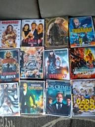 Vendo dvds usados
