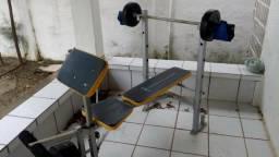 Estação de musculação Atlethic Works