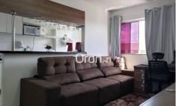 Apartamento à venda, 54 m² por R$ 210.000,00 - Vila Rosa - Goiânia/GO