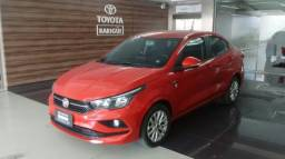 FIAT CRONOS DRIVE 1.3 8V FIREFLY GSR Vermelho 2018/2019