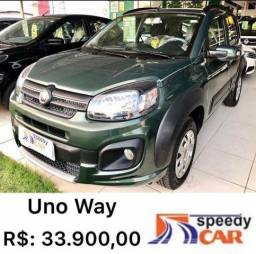 FIAT UNO 2016/2017 1.3 FIREFLY FLEX WAY 4P MANUAL