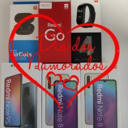 Mágico! Redmi da Xiaomi.. Novo lacrado com garantia e entrega