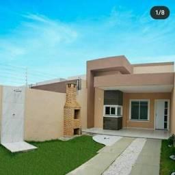 Casa plana em pedras R$ 147.000,00 ja com documentação inclusa(2 Quartos)