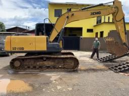 Escavadeira Hidraulica Xcmg xe150 - 2017
