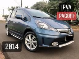 Honda Fit Twist 2014 - 2014