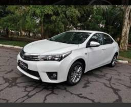 Toyota Cololla / Parcelado - 2015