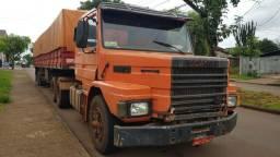 Scania t 112 83 trucado - 1983