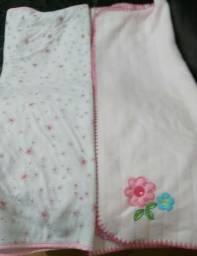 Cobertores para bebê