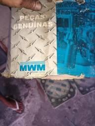 Vendo 3 Camisas com juntas do motor MWM 229/série 10