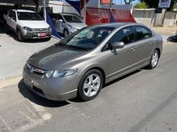 New Civic LXS (Automático) - 2007 - 2007