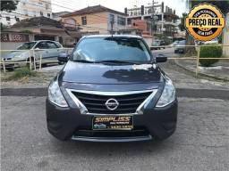 Nissan Versa SV 1.6 flex automático cvt completo com 31.000 kmts ipva 2020 pago!!! - 2017