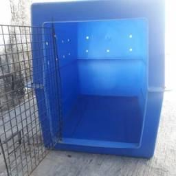 Caixa de transportar dog grande