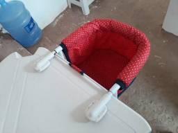 Cadeira de encaixe pra bebê