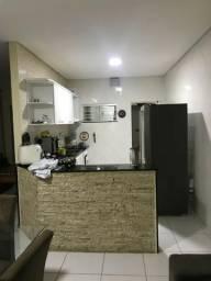 Casa em terreno de 225m², com: 3 quartos, sendo uma suíte // armários planejados