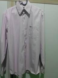 Camisas Sociais Ravanell e Laville M/G