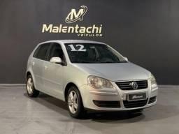 Volkswagen polo 2012 1.6 mi 8v e-flex 4p manual - 2012