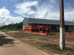 Galpão localizado em Parauapebas saída pro Projeto salobo