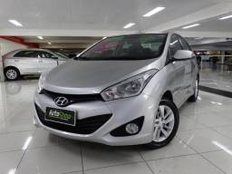 Hyundai Hb20s Premium 1.6 Flex Prata - 2014