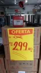 Fritadeira 7 litros elétrica nova -Géssica *