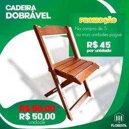 Cadeira Dobrável !!Promoção!!