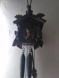 Mini cuco antiguidade. Alemão. Relógio