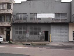 Pavilhão comercial para locação, Floresta, Porto Alegre - PA0002.