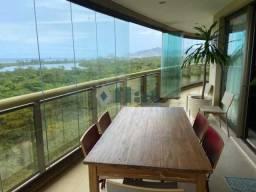 Apartamento à venda com 4 dormitórios em Barra da tijuca, Rio de janeiro cod:FLAP40039