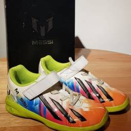 Tênis Messi Adidas Tam 25 Usado