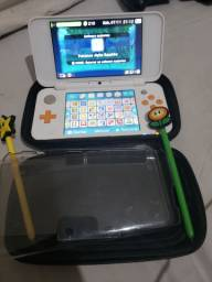 New 2ds completo cartao 64 gigas