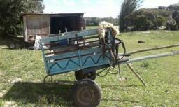 Vendo carroca completa