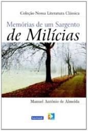 Kit Memórias de um Sargento de Milícias