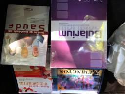 Vendo Livros universitário de Farmácia
