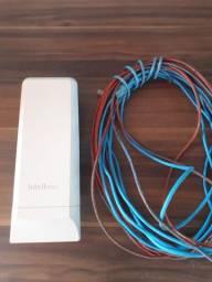 Vendo antena receptora de internet
