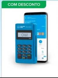Máquina de cartão point mini bluetooth a pronta entrega!!!