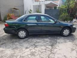 Honda Accord EX 1998 IMPECÁVEL blindado!