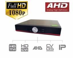 Dvr 16 Canais Câmeraa De Segurança Resolução 1080p Full Hd - 82309