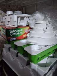 Kit coxinha PMG + kit risole