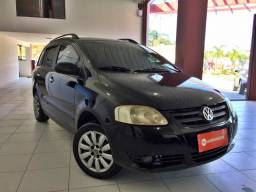 Vw SpaceFox 2007 Completo com Gnv