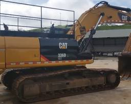 ESCAVADEIRA CATERPILLAR 336D LME 2010