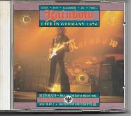 Cd Duplo Rainbow - Live In Germany Leia O Anuncio