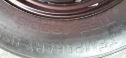 Estepe roda+pneu Tripinha Tucson 2016 Original 300,00