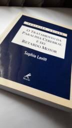 Livro O Tratamento da Paralisia Cerebral e Do Retardo Motor - Sophie Levitt -semi novo