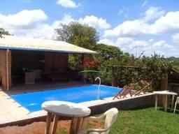 Título do anúncio: Casa com 3 quartos e piscina no Recanto da Lagoa