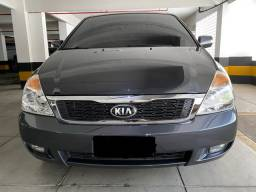 KIA CARNIVAL EX 3.5 V6 2015 08 lugares IPVA 2021 PAGO