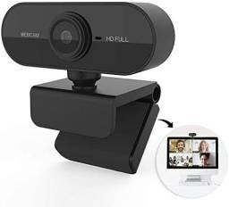 Webcam FullHD com microfone