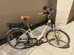 Bike Elétrica Pedalla Gioia